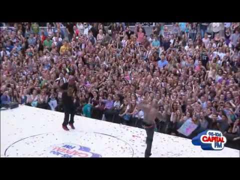Flo Rida - Wild Ones (Live Performance)  - Capital