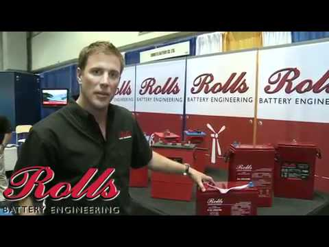 SPI Showcase Rolls Battery Engineering Video Renewable Energy