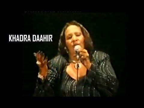 Khadra Daahir Cige - Ma Riyaan soo jeed kadhigan - SomaliSwiss.net
