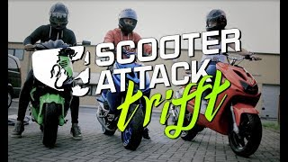 Scooter-Attack presents | Scooter-Attack trifft #5 Mädchentuning mit Mareike!