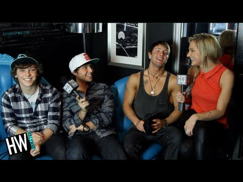 Emblem3 Dish Album Details + Chat New Fame & Party Habits!