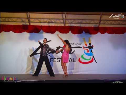 Jimmy & Chloe Show | Lebanon Latin Festival 2016