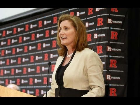 RVision: Julie Hermann Named Rutgers Director of Athletics