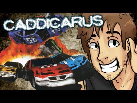 Destruction Derby Deux - Caddicarus