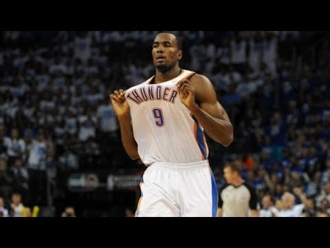Serge Ibaka - Bring It On