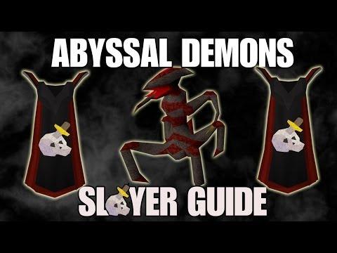ABYSSAL DEMONS Slayer Guide – Magic 'Revolution' Set-up XP/HR (RuneScape 2014)