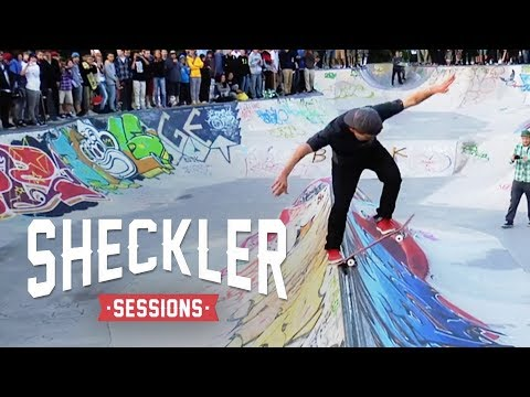 Sheckler Sessions - Skating Bowls and Amsterdam - Episode 6