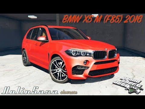 BMW X5 M (F85) 2016 [replace]
