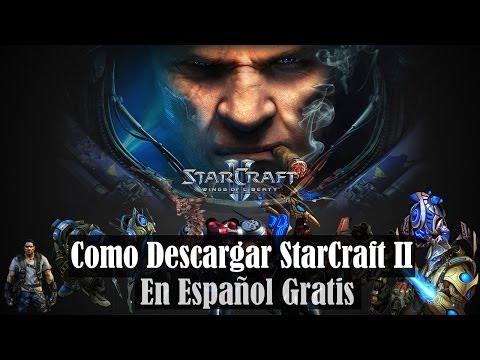 Como Descargar StarCraft II En Español Gratis
