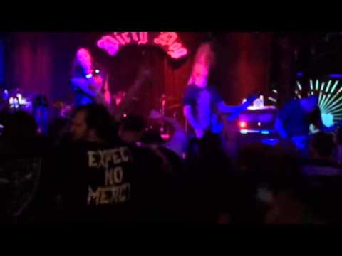 Suffocation - Catatonia live @ Dirty Dog in Austin, Tx. 10/