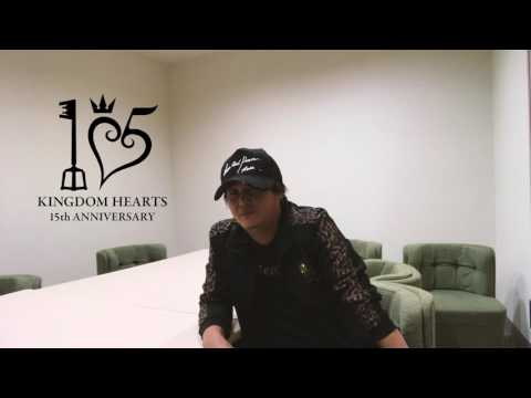 Holiday message from Kingdom Hearts director Tetsuya Nomura (multi-language subtitles)
