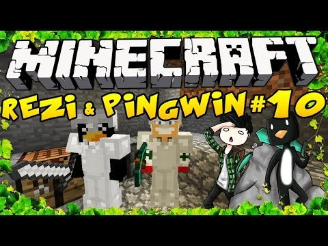 ENDERMAN ROMEK! - reZi & Pingwin ADVENTURES #10