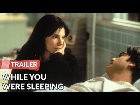 While You Were Sleeping 1995 Trailer   Sandra Bullock   Bill Pullman