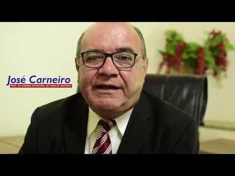 Mensagem do Presidente José Carneiro para esta Páscoa