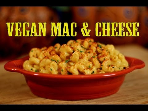 Vegan Mac and Cheese – Cooking with The Vegan Zombie