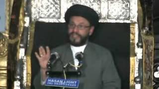 Maulana Sayed Zaki Baqri - Topic : Dua Aur Rizq, Majlis-4-1434