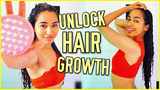 Curly Washday Routine (Shampooing) + Hair Growth Tips For Major Hair Growth