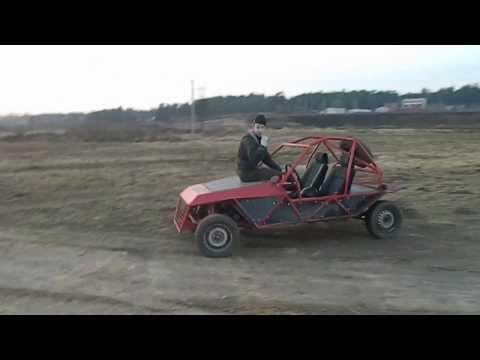 Багги из нивы видео