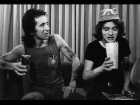 AC/DC - Whiskey On The Rocks