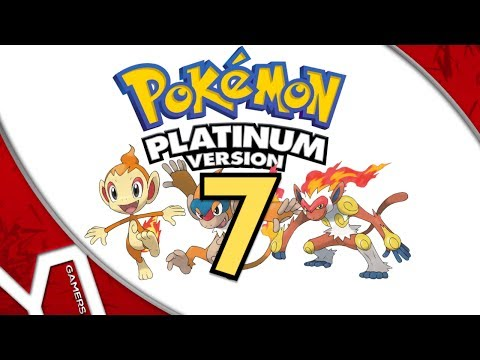 LET'S PLAY Pokémon Platinum (Chimchar Run) EP 7: Ghost Gym Frustrations