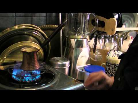 How to make Turkish Coffee in Jerusalem - Aizen Travel - Your guide in Israel