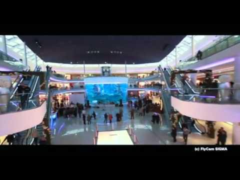 أكبر مركز تجاري في افريقيا Morocco Mall