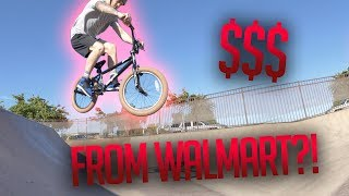 MOST EXPENSIVE WALMART BIKE! *WE RETURNED IT*