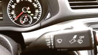 Disable VW Passat 20mph Speed Warning