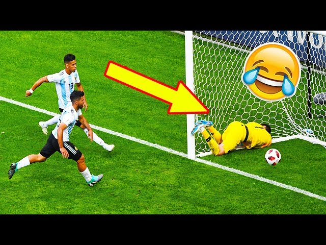 Funny Soccer Football Vines 2019 в Goals l Skills l Fails