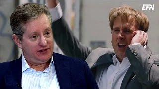"Steve Eisman: ""They mistook leverage for genius"""