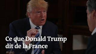 Taxes et terrorisme : ce que Donald Trump dit de la France