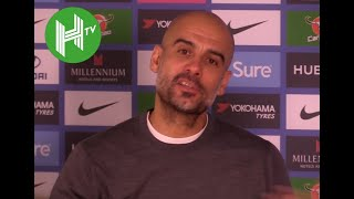 Chelsea 2-0 Manchester City I Pep Guardiola: Liverpool now favourites we are not invincibles