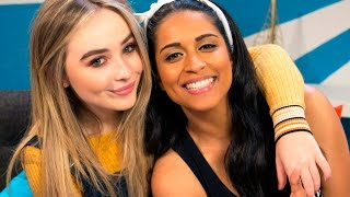 Singing Girl Anthems w/ Sabrina Carpenter | #GirlLove (Ep. 4)