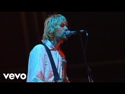 Nirvana - Come As You Are (Live @ Reading, 1992)
