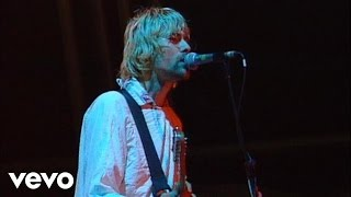 Клип Nirvana - Come As You Are (live)