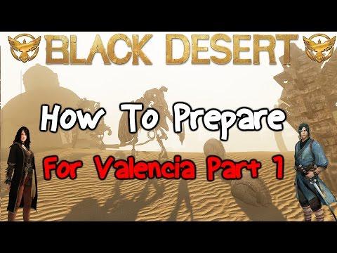 Black Desert Online: How to prepare for Valencia