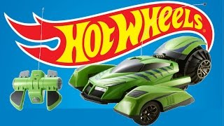 Hot Wheels Terrainiac Radio Control Comercial Tv Latino 2015