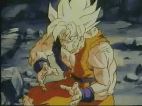 Dragon Ball Amv Let The Bodies Hit The Floor Musica