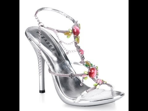Pleaser Prom Shoes 2014 (Sexy High Heels)