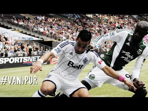 HIGHLIGHTS: Vancouver Whitecaps vs. Portland Timbers | October 6th, 2013