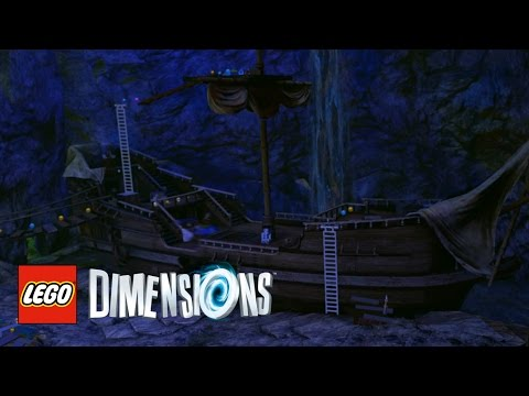 LEGO Dimensions: The Goonies - Battle Arena (Shipwreck Grotto)