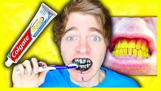 TRYING DUMB BEAUTY HACKS 4!