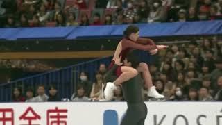 Free Dance Winter Olympic 2018