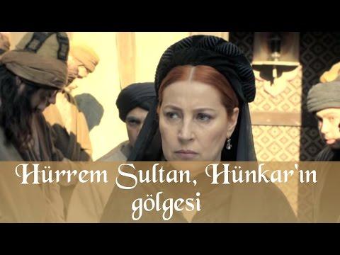 Muhteşem Yüzyıl 130. Bölüm - Hürrem Sultan, Hünkar'ın gölgesi