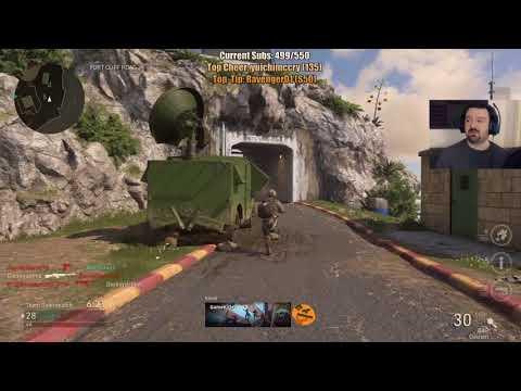 Call of Duty: WW II TDM MP Feb. 10, 2018 pt10