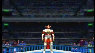 New Japan Pro Wrestling: Toukon Road - Nintendo 64
