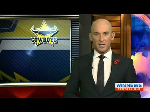 WIN News Central Queensland (Rockhampton) (11.11.2015)