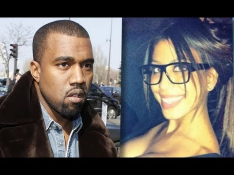 Kanye West Cheating on Pregnant Kim Kardashian?