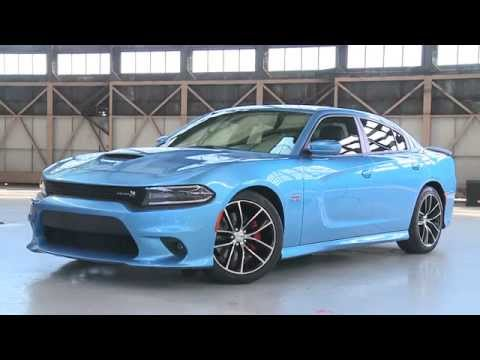 2015 Dodge Charger Scat Pack video