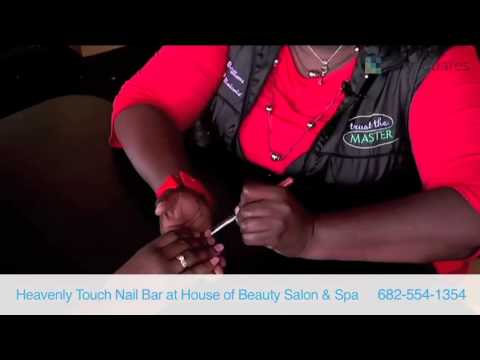 Heavenly Touch Nail Bar At House Of Beauty Salon & Spa video
